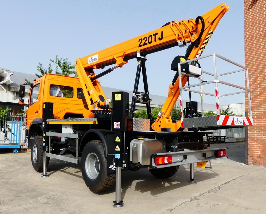 GSR B220TJ Compact