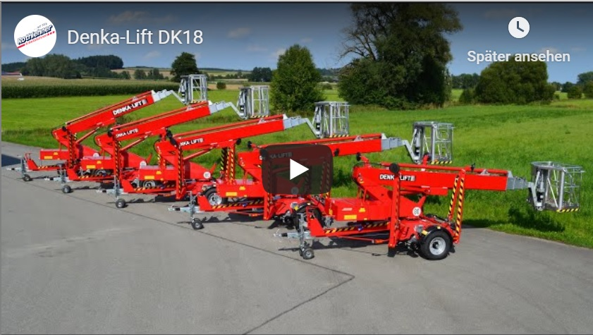 Product Video DENKA-LIFT DK18