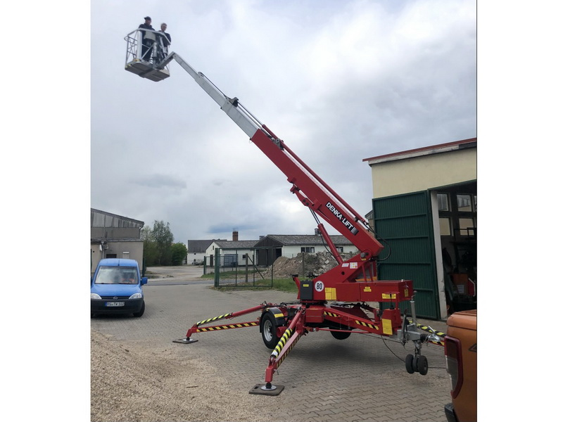 Municipality of Röderaue receives refurbished DK18 built in 2008