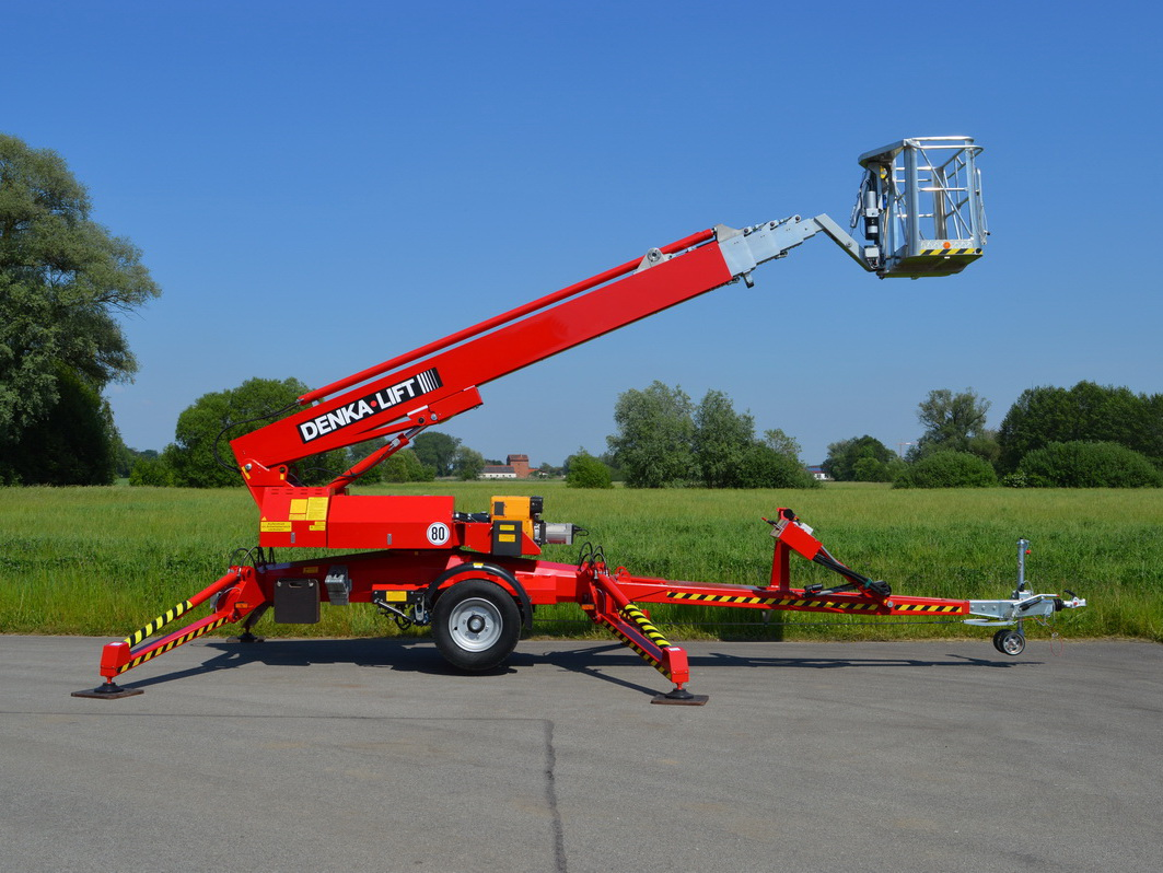 Produkt-Video zum DENKA-LIFT DL25