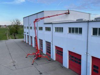 Rothlehner Arbeitsbühnen - Produktvideos zum Easylift RA26 und RA31