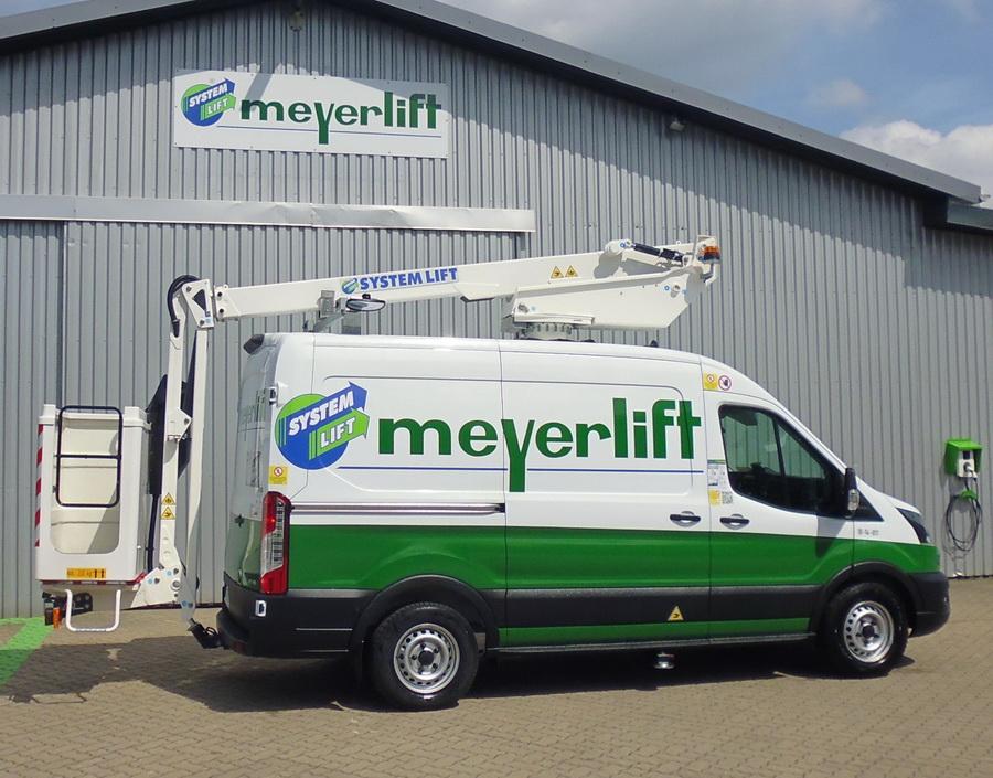 Meyer Lift erweitert GSR-Flotte um E140TJV