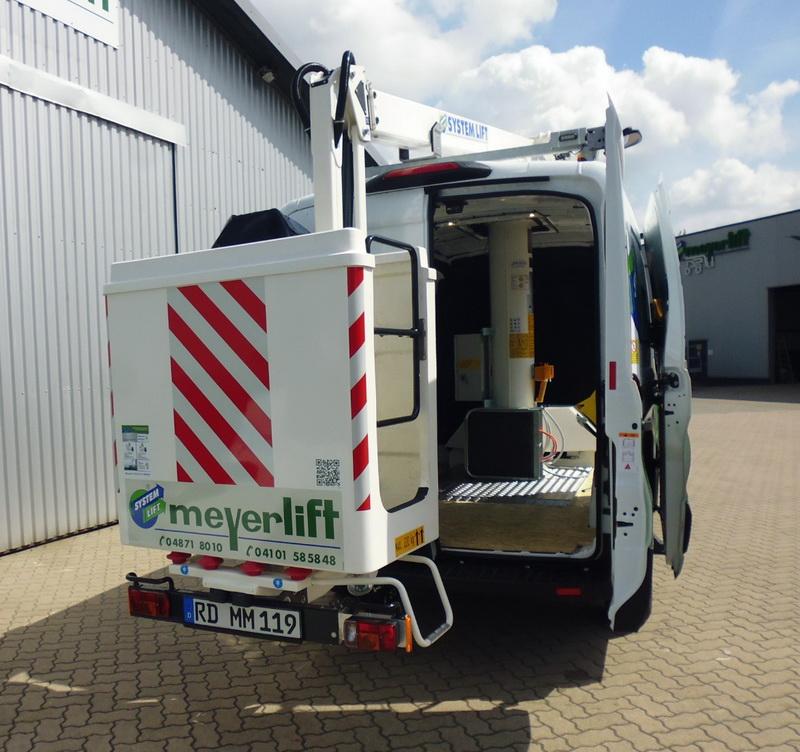 Rothlehner Arbeitsbühnen - Meyer Lift erweitert GSR-Flotte um E140TJV