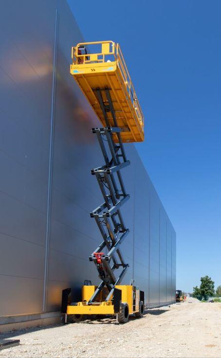 Rothlehner Arbeitsbühnen - Haulotte stellt neue Generation von Elektro-Scheren vor