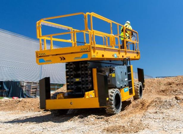 Haulotte reinvents Scissor Lifts