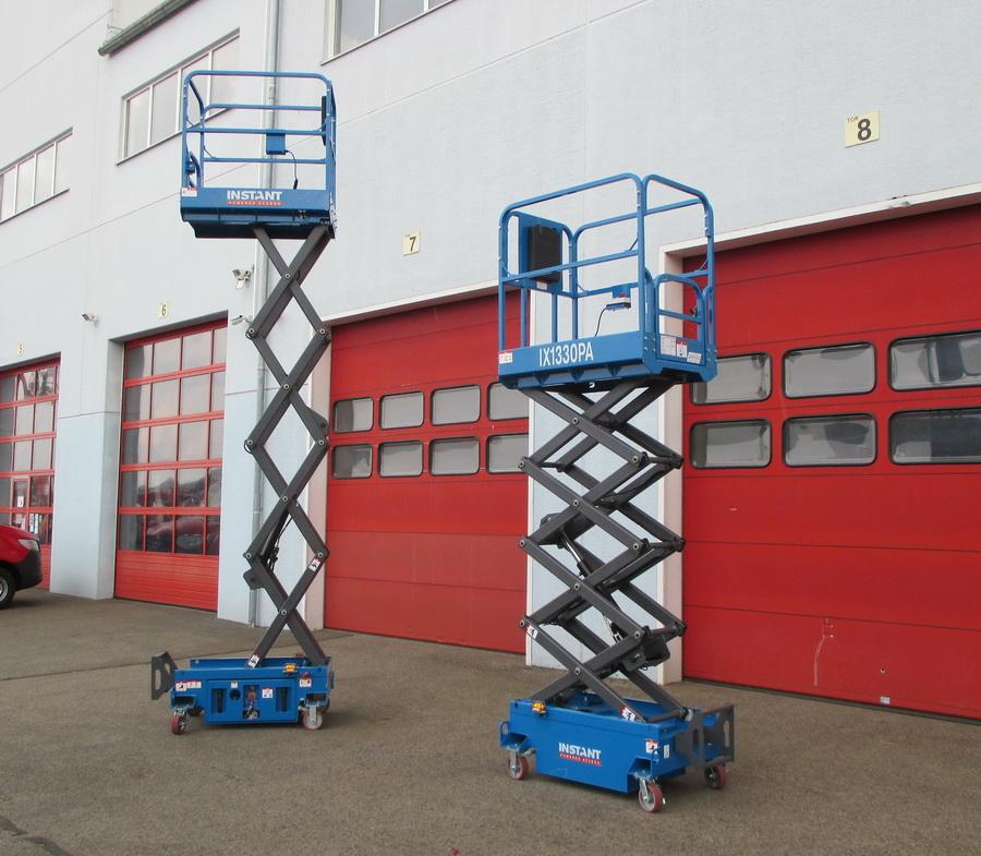 Rothlehner Arbeitsbühnen - New at Rothlehner: Instant Lift IX1330