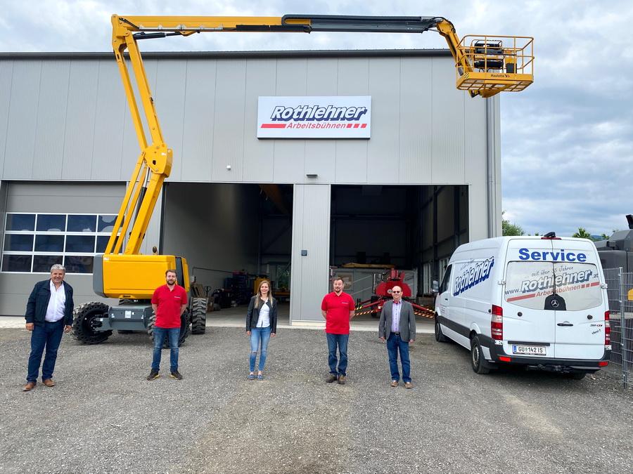 Neue Werkstatt in Villach eröffnet