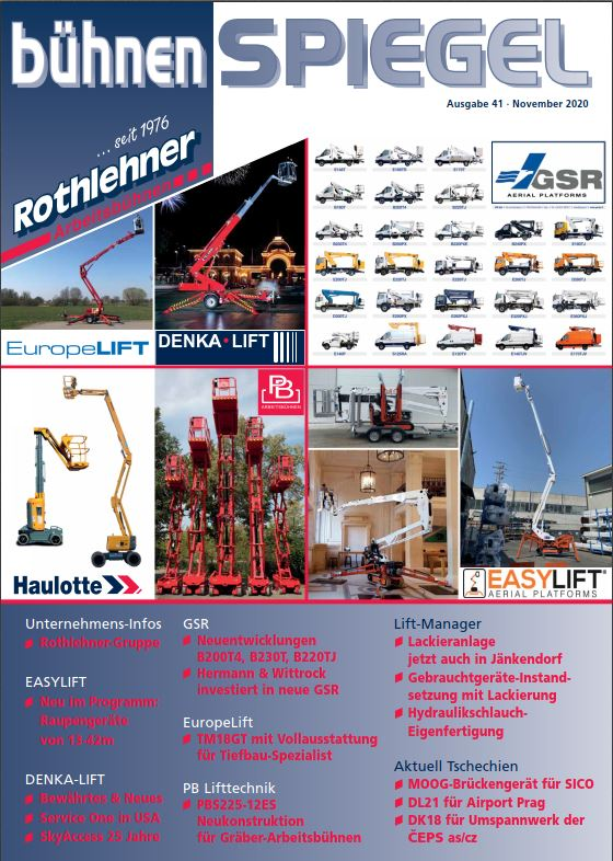 the new Bühnenspiegel is out:  issue 41
