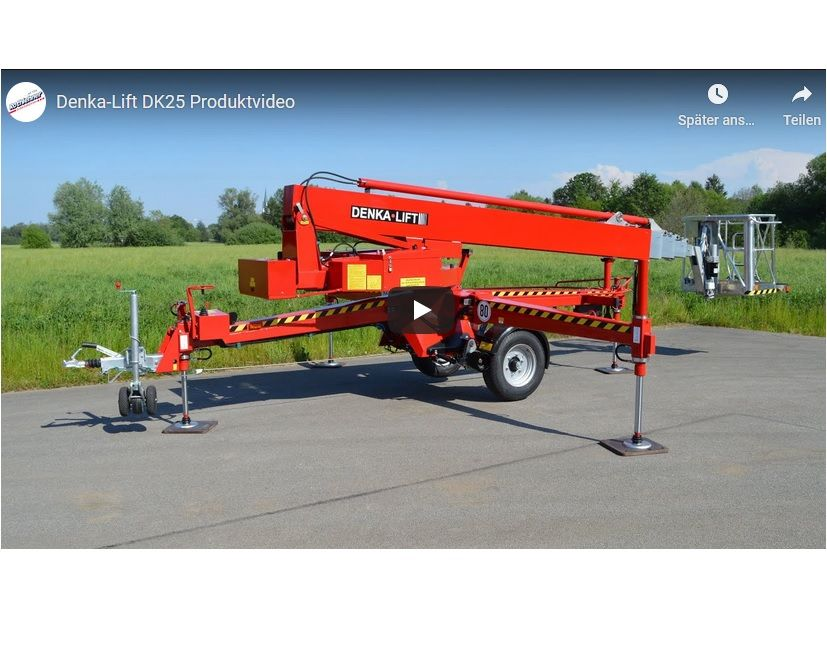 Product Video DENKA-LIFT DK25