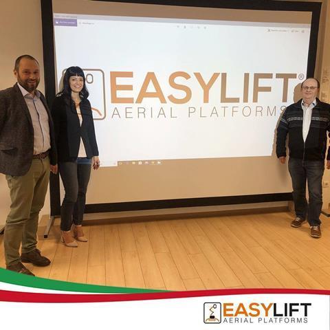 Rothlehner is now dealer for EASYLIFT crawler platforms