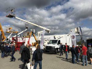 Rothlehner Arbeitsbühnen - Rothlehner at the ENERGETAB 2019
