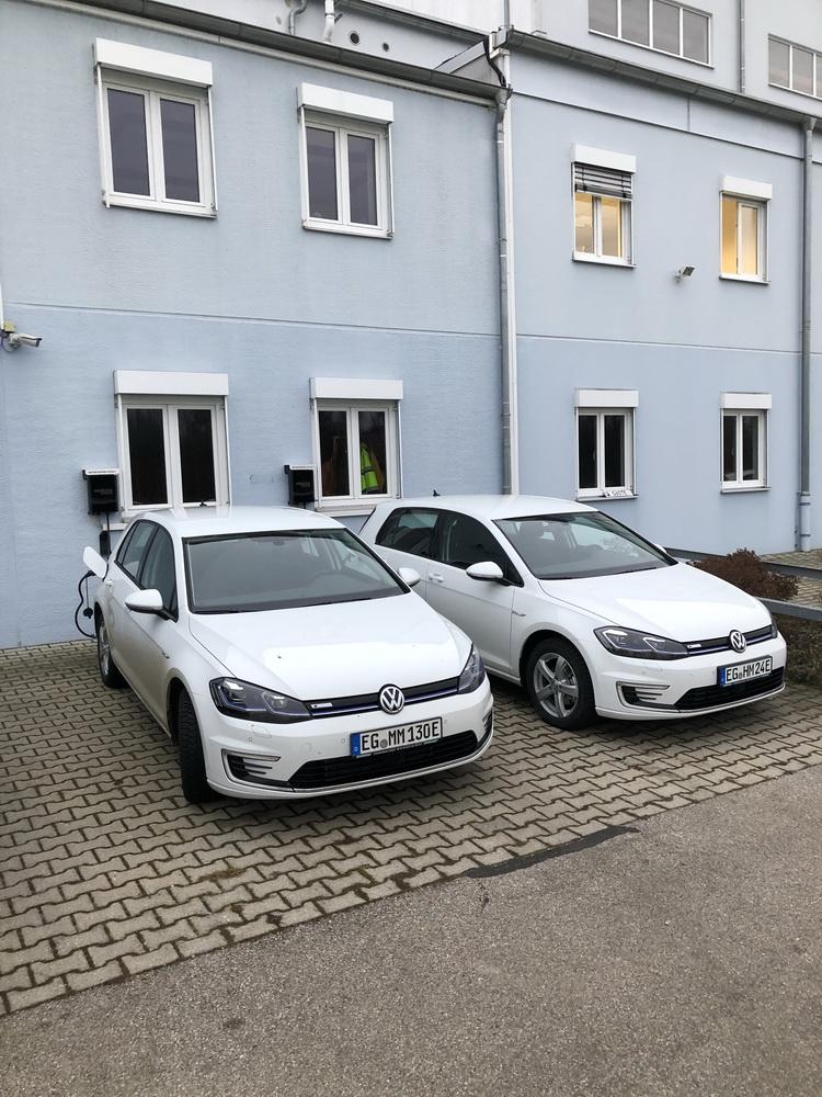 Rothlehner Arbeitsbühnen - Rothlehner goes electric !