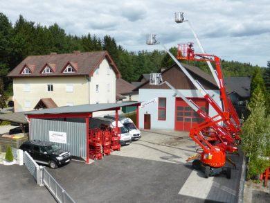 Rothlehner Arbeitsbühnen - Villach