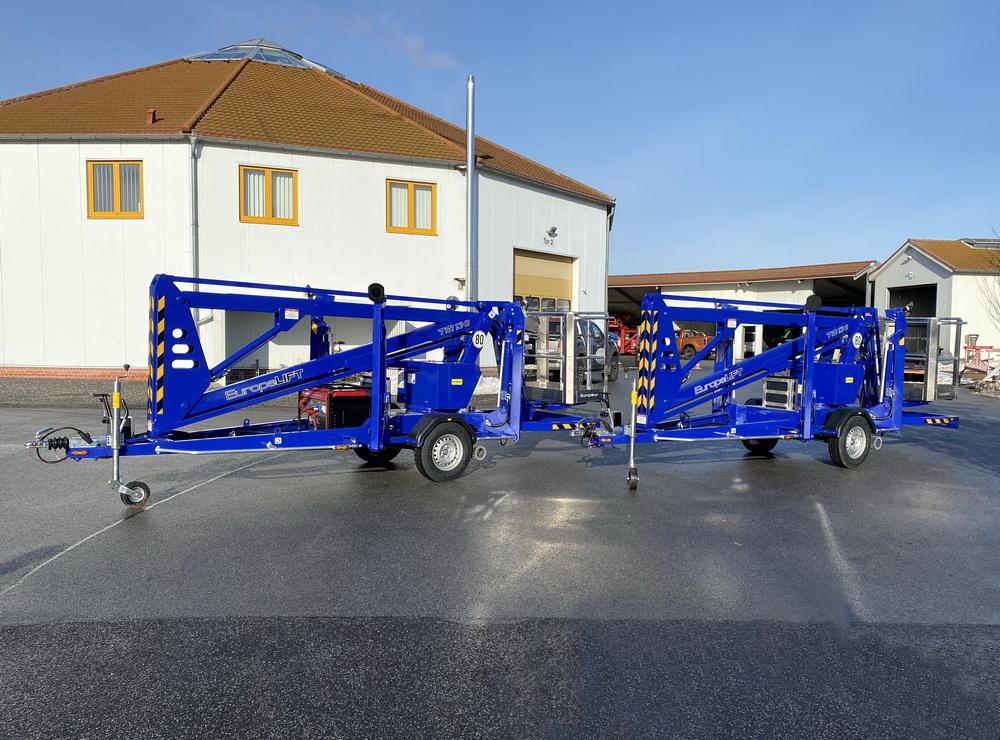 THW Sachsen receives two European lifts TM13G